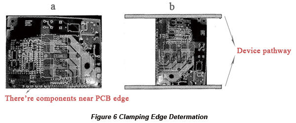 Clamping Edge Determation | PCBCart