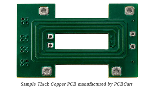 Thick Copper PCB by PCBCart