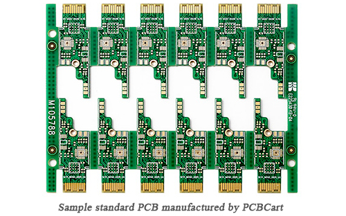 Full Feature PCB Manufacturing Service from PCBCart