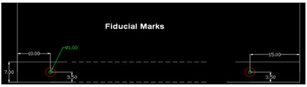 Fiducial marks | PCBCart