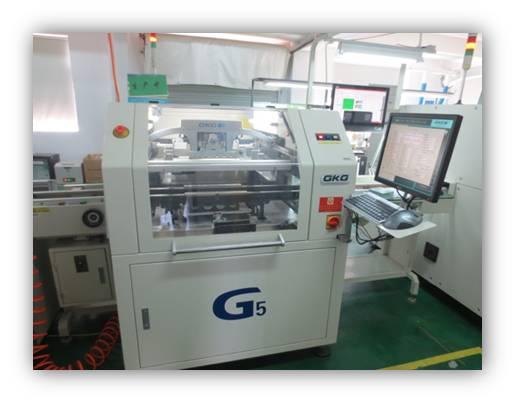 焊膏印刷站|  PCBCart