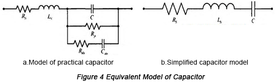 Equivalent Model of Capacitor | PCBCart