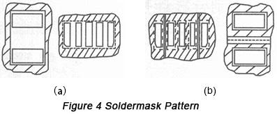 Soldermask pattern | PCBCart